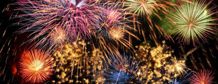 Fidelity and Fireworks