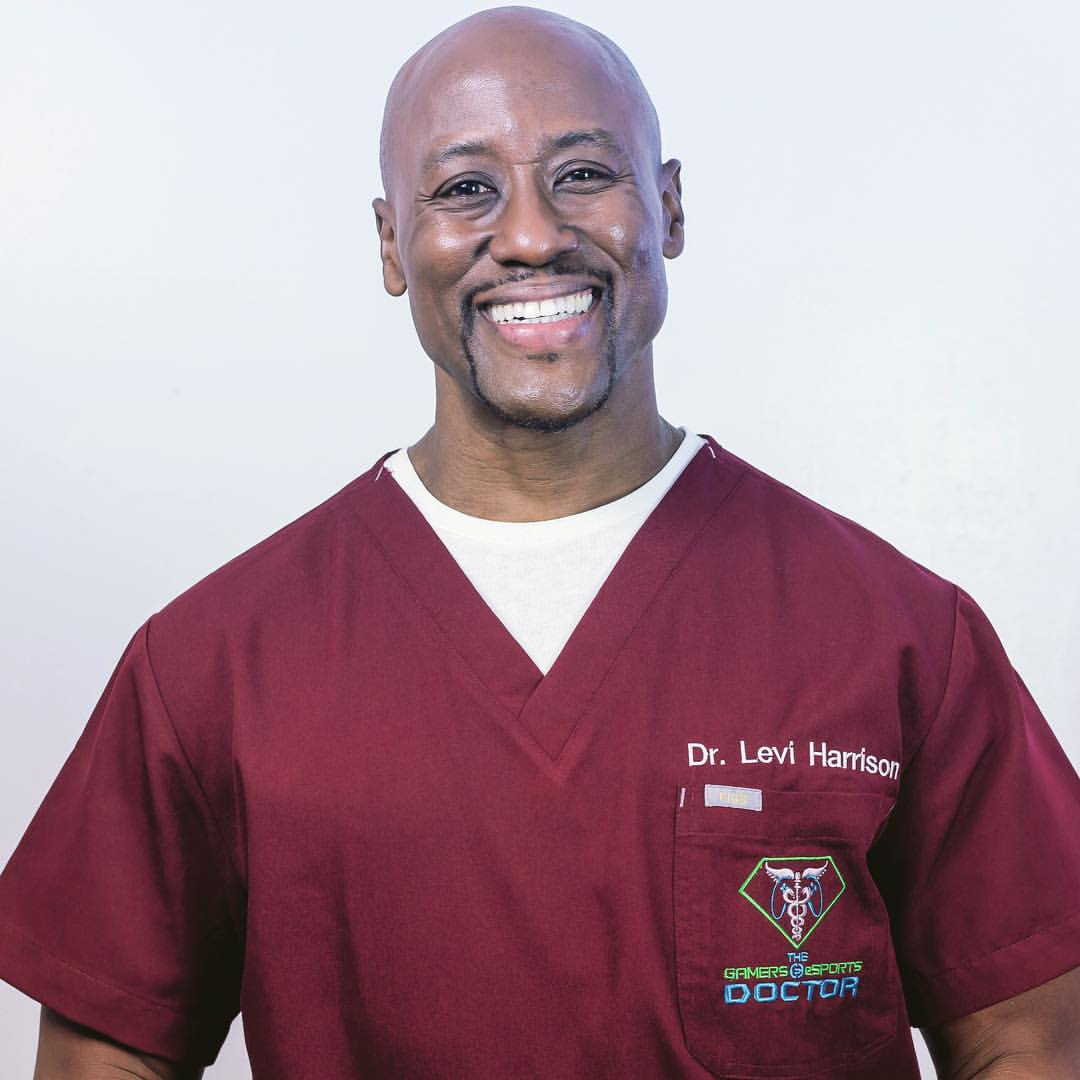 Dr. Levi Harrison Radio & Video Interview